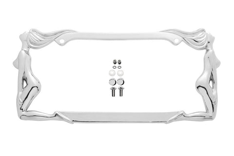 License Plate Frames – S3 Trends