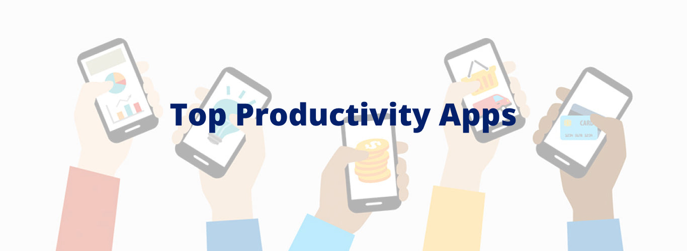Productivity Apps to Get Work Done Faster