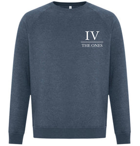 IV THE ONES CREWNECK