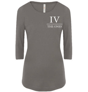 LADIES FLOWY LONGSLEEVE