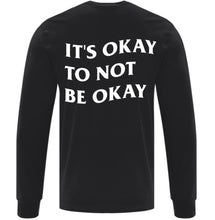 Load image into Gallery viewer, It's okay Unisex Longsleeve