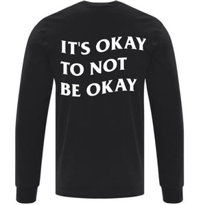 It's okay Unisex Longsleeve