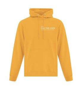 FOR THE ONES PULLOVER
