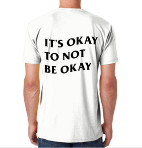 It's okay Mens Tee