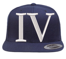 Load image into Gallery viewer, IV SNAPBACK