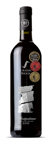 Jurassic Ridge Montepulciano - Champion Trophy Wine 2008