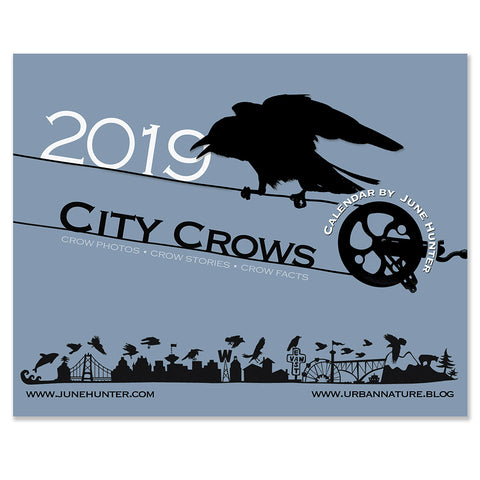 City Crows Calendar 2019