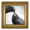 THE HAIRDO - Fine Art Print, Crow Portrait Series