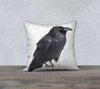 RAVEN PATIENCE — Raven Cushion Cover