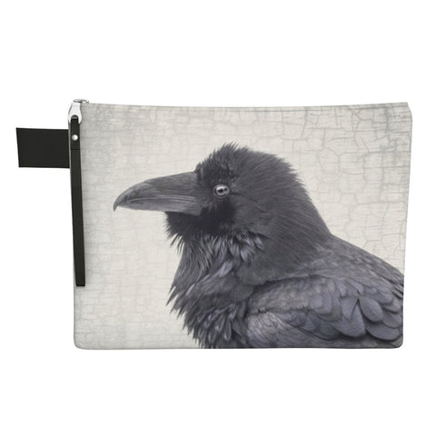 Raven Realm Zippered Carry-All