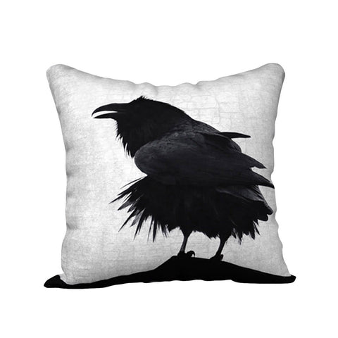 STORM RAVEN — Raven Cushion Cover