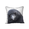CROW LOOK — Crow Cushion Cover