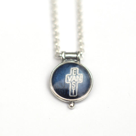 EAST VAN CROSS - Miniature Pendant, Vancouver Jewelry