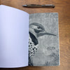 NORTHERN FLICKER - Small Notebook by June Hunter