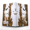 GOLDEN POPLARS - Small Notebook by June Hunter