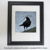 NEST - Fine Art Print, Blue Crow Series