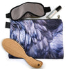 Raven Feathers Zippered Carry-All