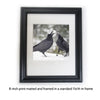 RAVEN GAMES - Fine Art Print, Raven Portrait Series