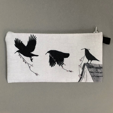 Sky Messenger Pencil Case/Organizer