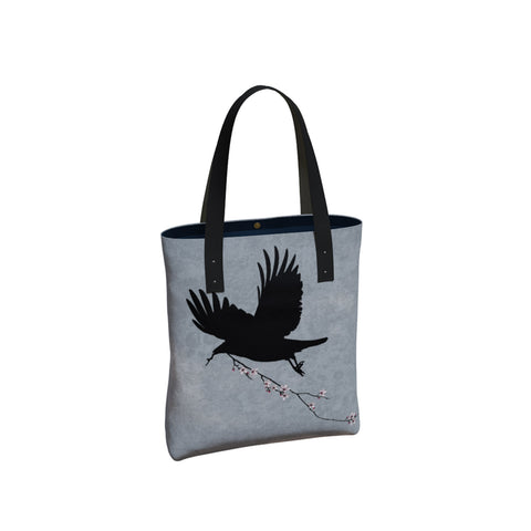 SKY MESSENGER Tote Bag/Over-Sized Handbag