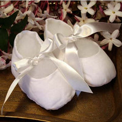 Heirloom matching Christening accessories