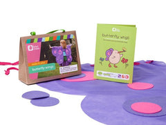 Butterfly wings make and play kit