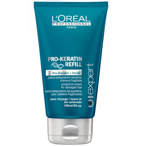 Pro-Keratin Refill Correcting Care Blow-Dry Cream