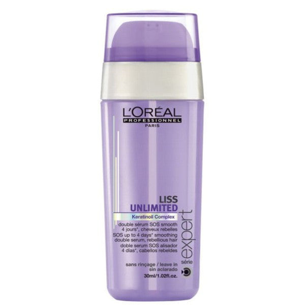 LISS UNLIMITED Smoothing Dual Serum