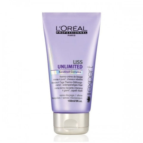 LISS UNLIMITED Thermo Blow-Dry Cream