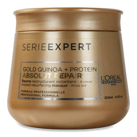 ABSOLUT REPAIR GOLD QUINOA+PROTEIN masque