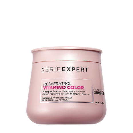 SÉRIE EXPERT RESVERATROL VITAMINO COLOR masque