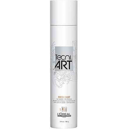FRESH DUST dry shampoo