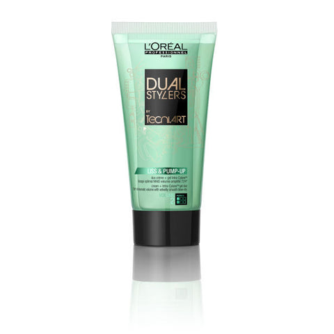 Liss and Pump up Dual styler by Loreal