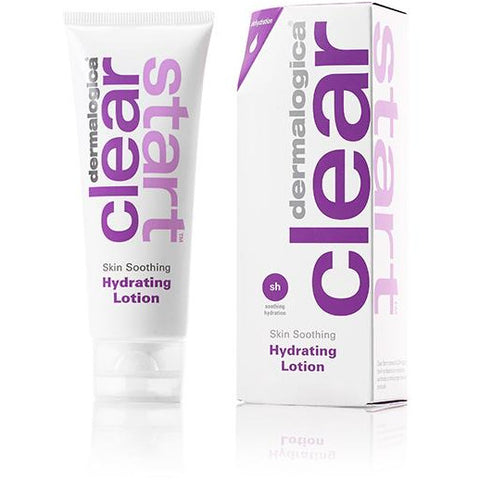 Clear start skin soothing hydrating lotion