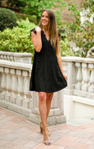 little black dress for day or night