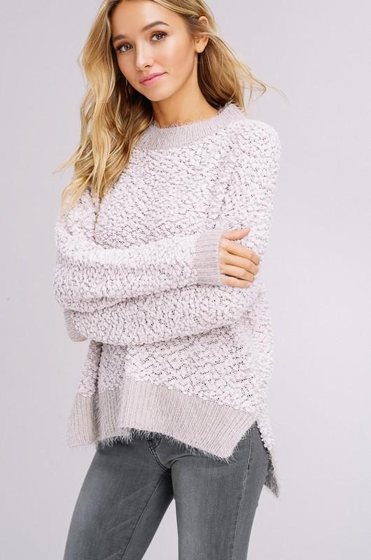Popcorn Fun Sweater