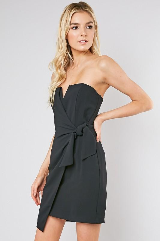 Divine Together Black Dress
