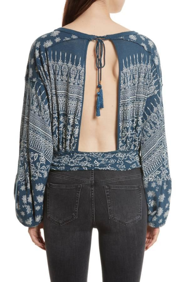 Free People Weekend Warrior Top