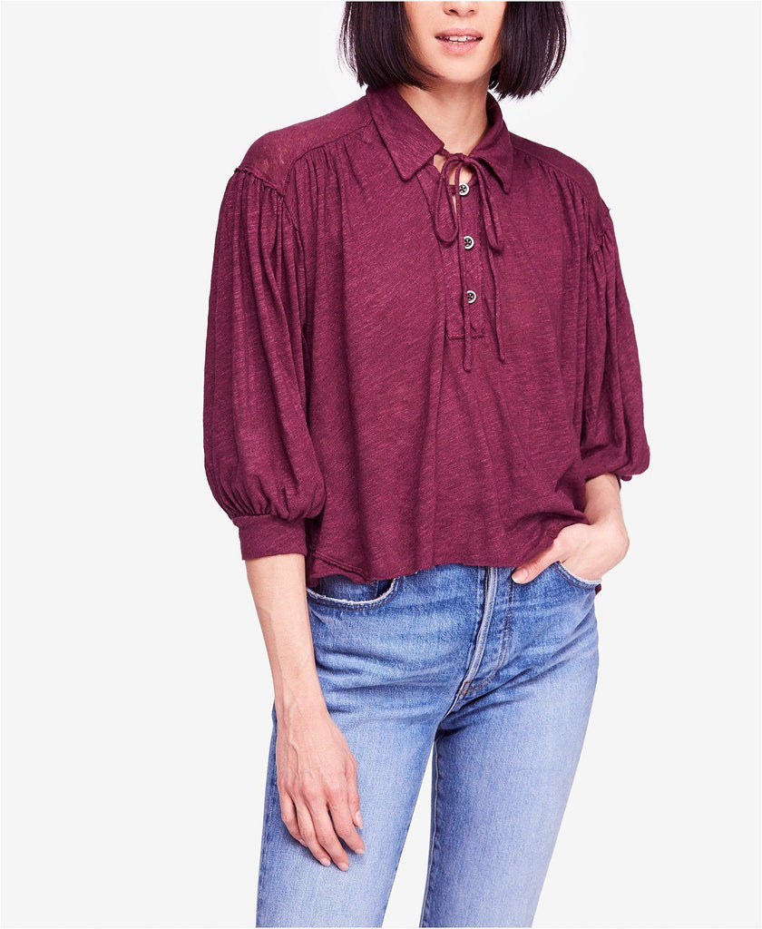 Free People Rush Hour Tee