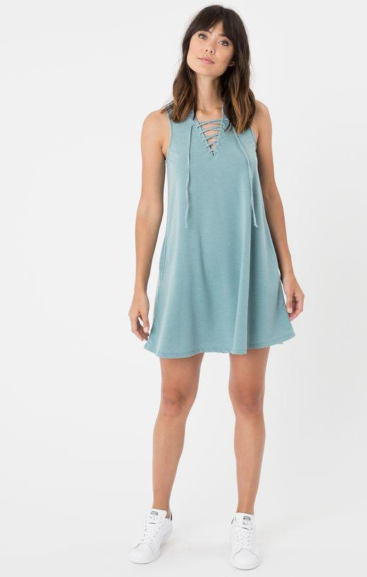 All Tied Up Lagoon Dress
