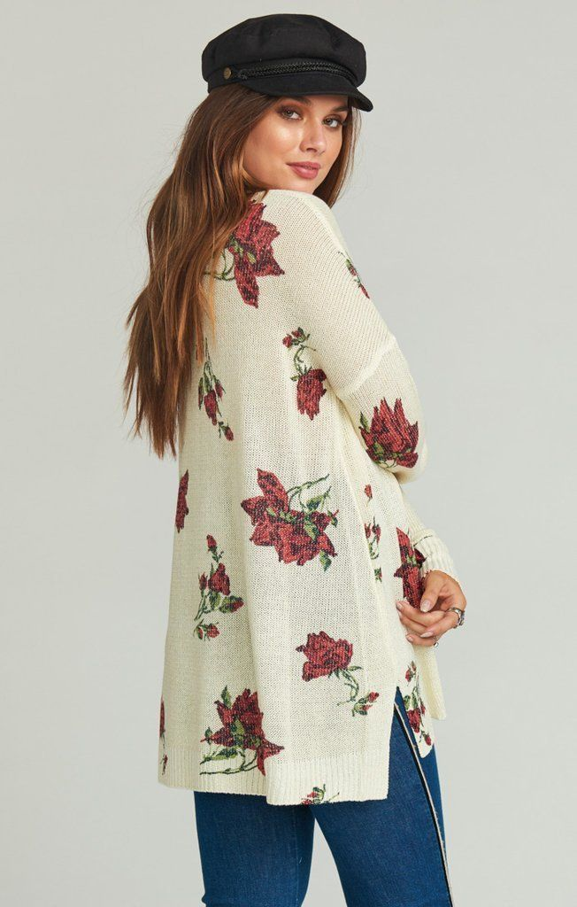 Show Me Your Mumu Bonfire Winter Rose