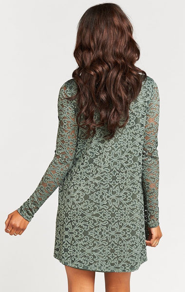 Fleur De Lis Lace Tyler Tunic FINAL SALE Show Me Your Mumu
