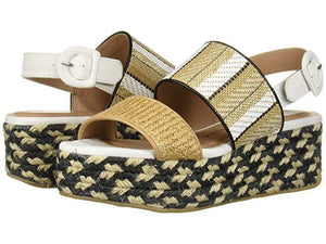 Zuzu Raffia Shoes Chinese Laundry