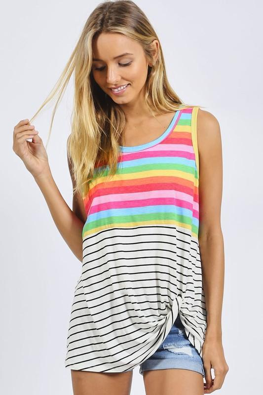 Nothing Like This Striped Top
