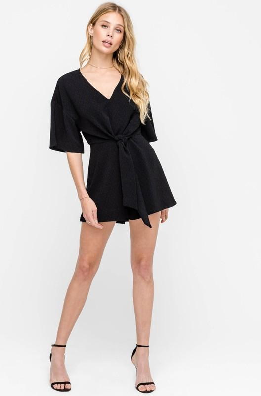 Holiday Vibe Romper