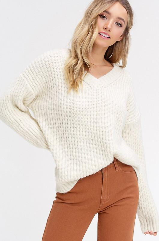 Everyday Classic Sweater