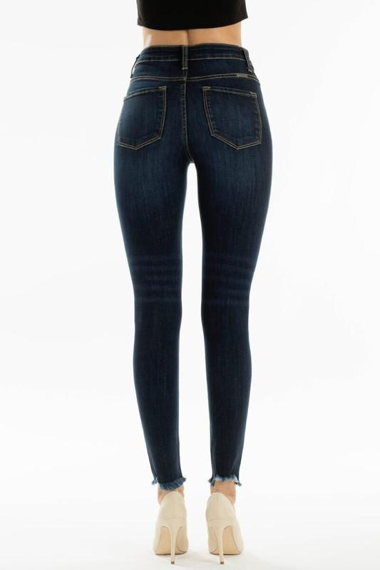 Kan Super High Rise Skinny Jeans