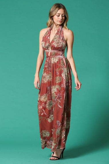 Fall For You Maxi Dress Dresses Illa Illa