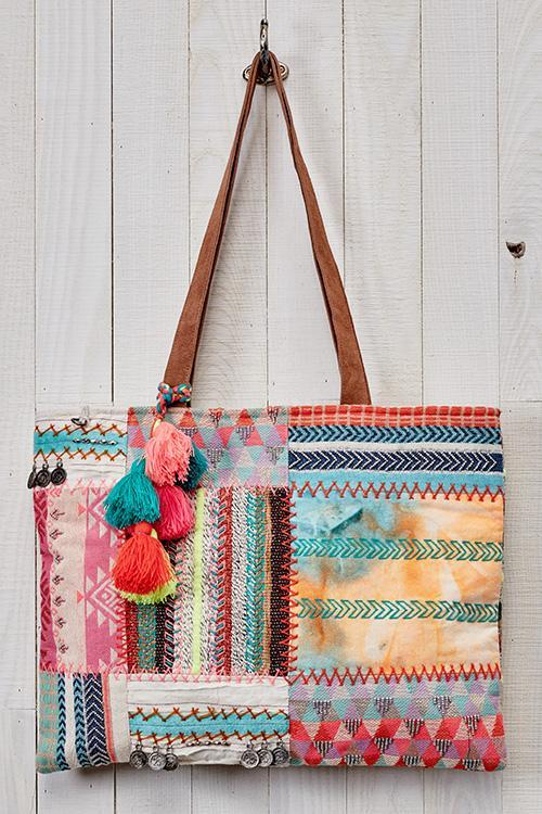 Patchwork Tote