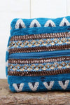 Velveteen Ikat Makeup Bag Bags Lovestitch